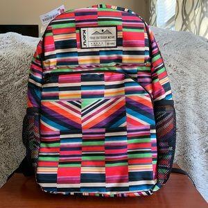 Kavu NWT Jewel Stripe Packwood Backpack